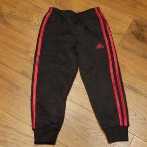 Adidas jogger pants Size 5